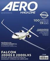Capa Revista AERO Magazine 228 - Titulo