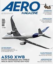 Capa Revista AERO Magazine 230 - A350 XWB