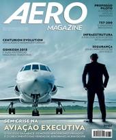 Capa Revista AERO Magazine 232 - Sem crise na Aviação Executiva