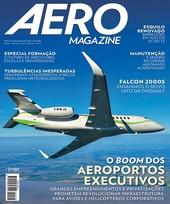 Capa Revista AERO Magazine 233 - O boom dos aeroportos executivos