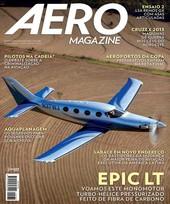 Capa Revista AERO Magazine 235 - Epic LT
