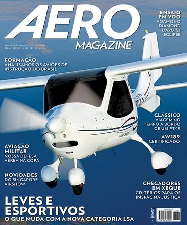Paixão por voar · AERO Magazine