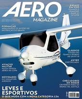 Capa Revista AERO Magazine 237 - Leves e esportivos
