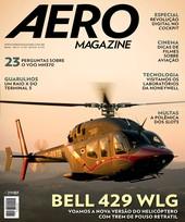 Capa Revista AERO Magazine 241 - Bell 429 WLG