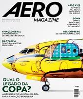 Capa Revista AERO Magazine 242 - Qual o legado da copa?