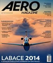 Capa Revista AERO Magazine 243 - Labace 2014