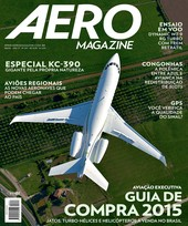 Capa Revista AERO Magazine 247 - Guia de compra 2015