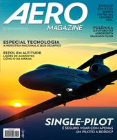 Capa Revista AERO Magazine 249 - Single-pilot