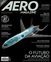 Capa Revista AERO Magazine 252 - O futuro da aviação