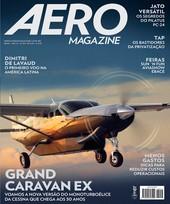Capa Revista AERO Magazine 253 - Grand Caravan EX