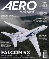 Capa Revista AERO Magazine 254 - Falcon 5X
