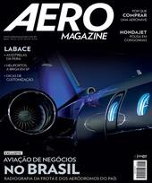 Capa Revista AERO Magazine 255 - Aviação de negócios no Brasil