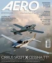 Capa Revista AERO Magazine 256 - Cirrus SR22T X Cessna TTx