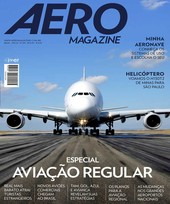 Capa Revista AERO Magazine 258 - Especial Aviação Regular