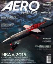 Capa Revista AERO Magazine 259 - NBAA 2015