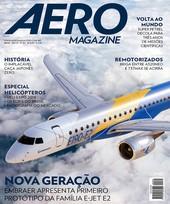 Capa Revista AERO Magazine 262 - Nova geração