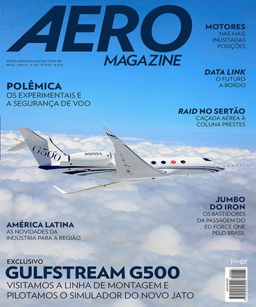 Exclusivo Gulfstream G500