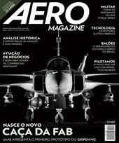 Capa Revista AERO Magazine 264 - Nasce o novo caça da FAB