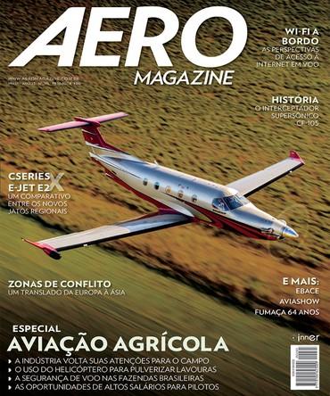 Especial Aviação Agrícola