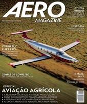 Capa Revista AERO Magazine 265 - Especial Aviação Agrícola