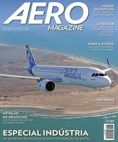Capa Revista AERO Magazine 266 - Especial Indústria