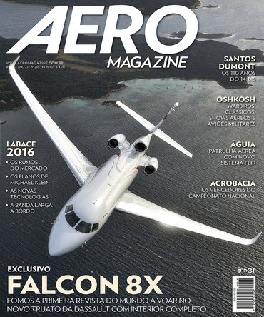 Exclusivo Falcon 8X