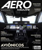 Capa Revista AERO Magazine 269 - Aviônicos