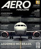 Capa Revista AERO Magazine 270 - A320neo no Brasil
