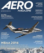 Capa Revista AERO Magazine 271 - NBAA 2016