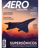 Capa Revista AERO Magazine 321 - Supersônicos