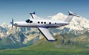 Cessna apresenta novo avião