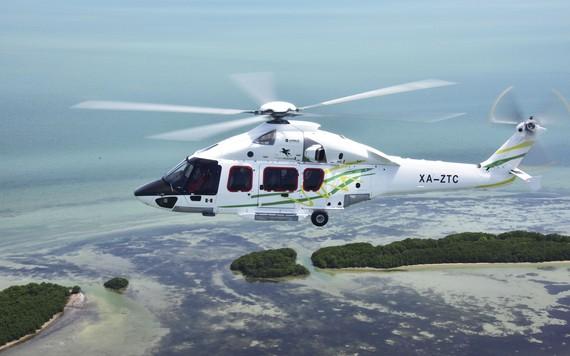 H175 é entregue no México