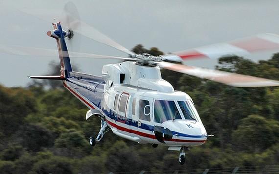 Tripulação evita acidente de helicóptero