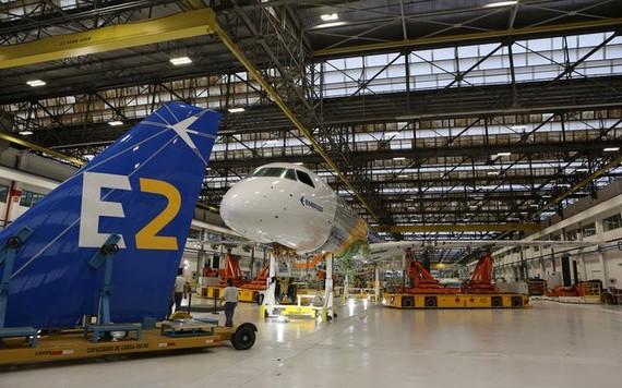 Veja o vídeo do novo Embraer E-Jet E2