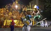 Anac notifica Beija-Flor por uso de drone na Sapucaí
