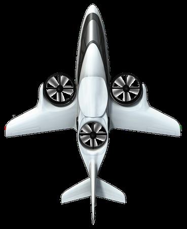 [Internacional] Uma aeronave com velocidade de jato que pousa e decola como helicóptero Xti-render-topview05_web-1_free_medium