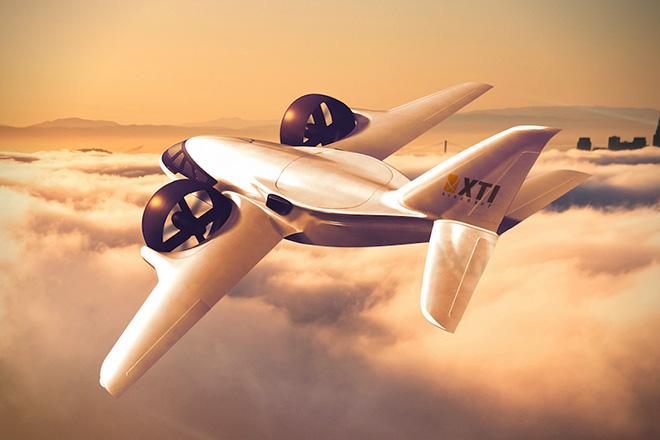 [Internacional] Uma aeronave com velocidade de jato que pousa e decola como helicóptero Xti-aircraft-trifan-600-1